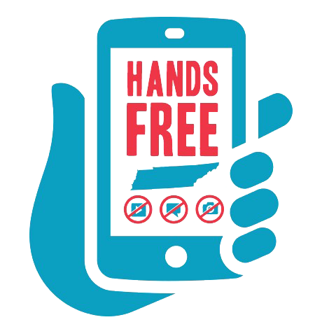 Hands Free Tennessee: Saving lives by reducing distracted driving.